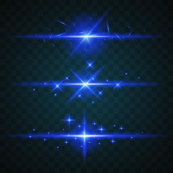 Kolekcja efektów świetlnych