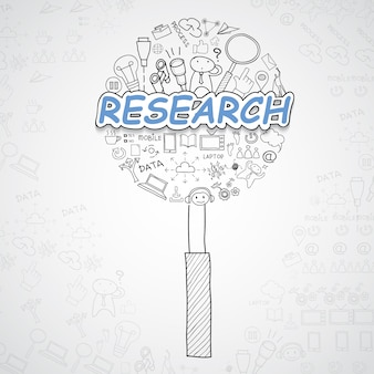 Kolekcja elementów badawczych