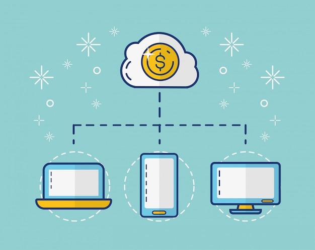 Kolekcja elementu płatności online