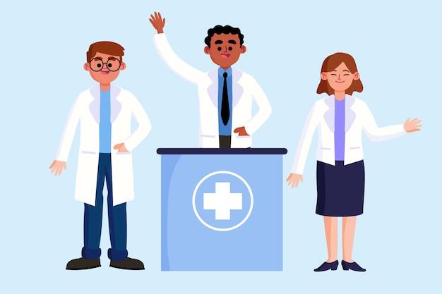 Kolekcja farmaceuty