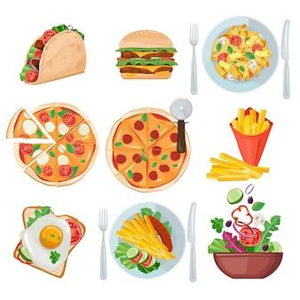 Kolekcja fastfood