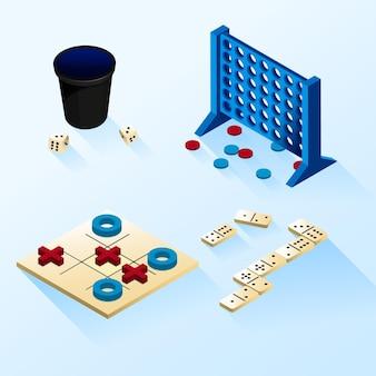 Kolekcja gier planszowych