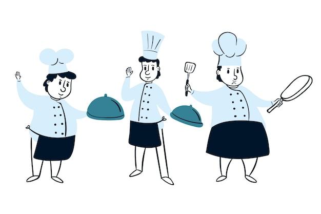 Kolekcja gotować