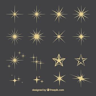 Kolekcja gwiazd