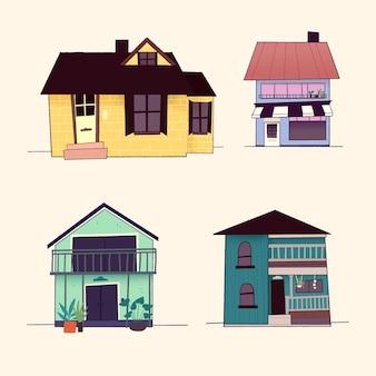 Kolekcja house