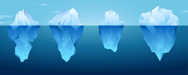 Kolekcja iceberg