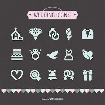 Kolekcja ikony ślubne