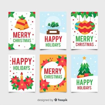 Kolekcja kartki świąteczne