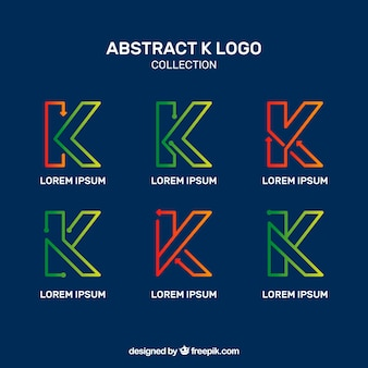 Kolekcja litery