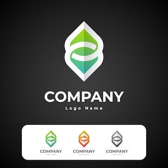 Kolekcja logo firmy