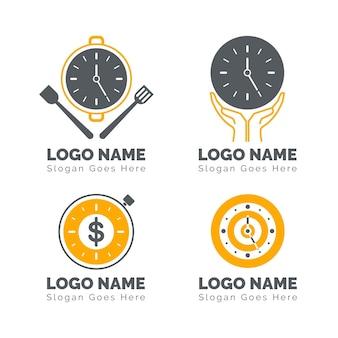 Kolekcja logo w czasie rzeczywistym