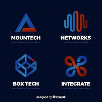 Kolekcja logotypów