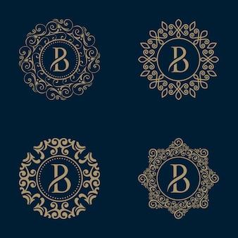 Kolekcja luksusowego rocznika logo