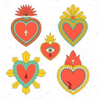 Kolekcja najświętszego serca