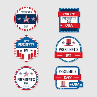 Kolekcja odznak prezydenckich