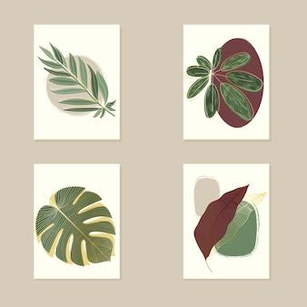 Kolekcja okładek botanicznych