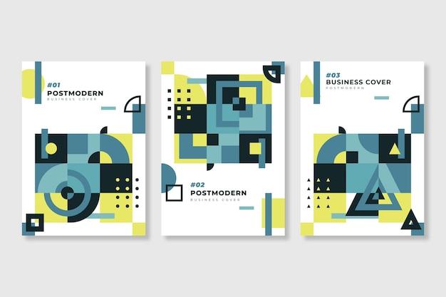 Kolekcja okładek dla firm postmodernistycznych