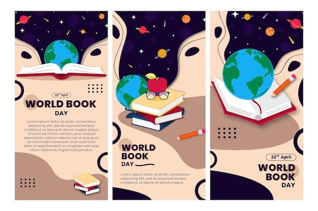 Kolekcja opowiadań instagramowych na światowy dzień książki