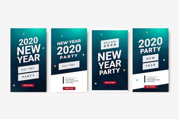 Kolekcja opowiadań z okazji nowego roku 2020