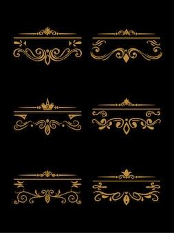 Kolekcja ornamentów