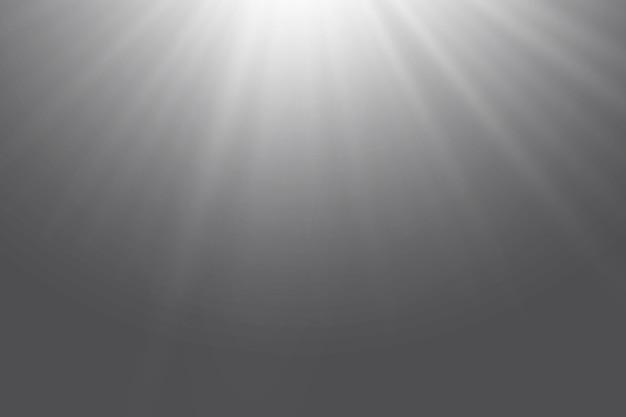 Kolekcja oświetlenia sceny, efekty przezroczyste