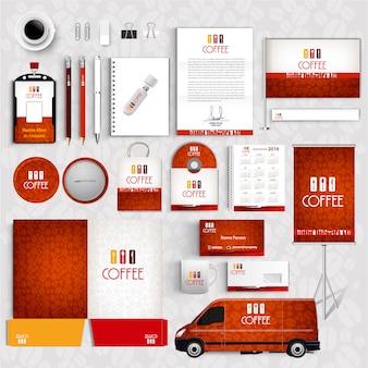 Kolekcja piśmiennicze biznesu