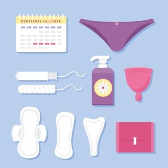 Kolekcja produktów do higieny intymnej