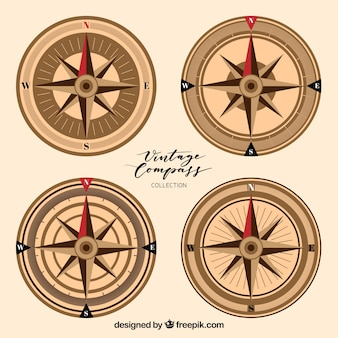 Kolekcja rocznika kompas