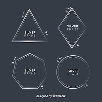 Kolekcja srebrnej ramki