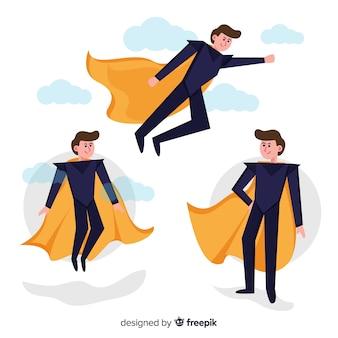 Kolekcja superbohaterów