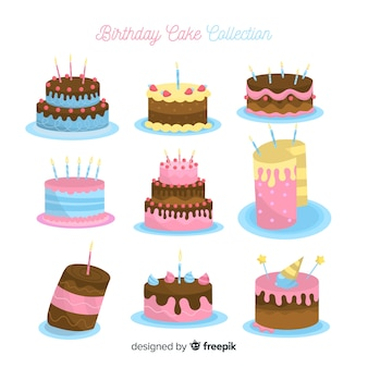 Kolekcja tort urodzinowy