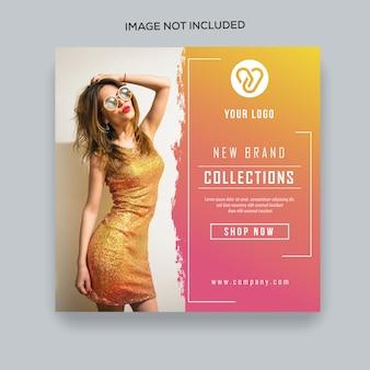 Kolekcja transparent sprzedaż moda
