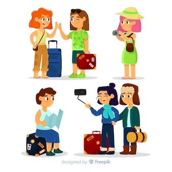 Kolekcja turystyczna