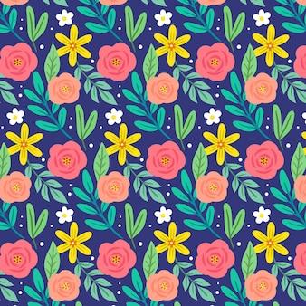 Kolekcja w kwiatowy wzór