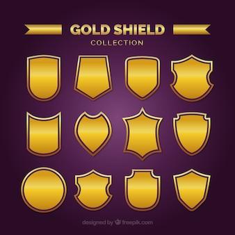Kolekcja złote tarcze