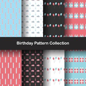 Kolekcje bez szwu urodziny