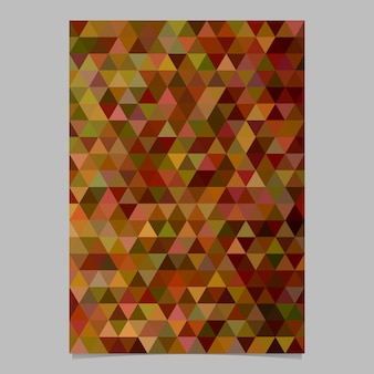Kolor abstrakcyjny szablon broszury