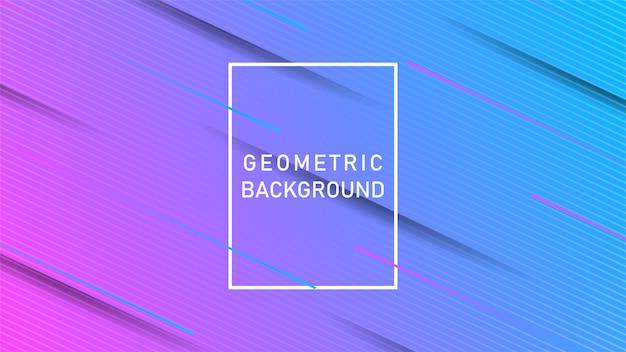 Kolor tła gradientu abstrakcyjna projektu.