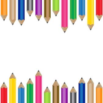 Kolor tła ołówek