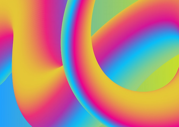 Kolor tła serii splash