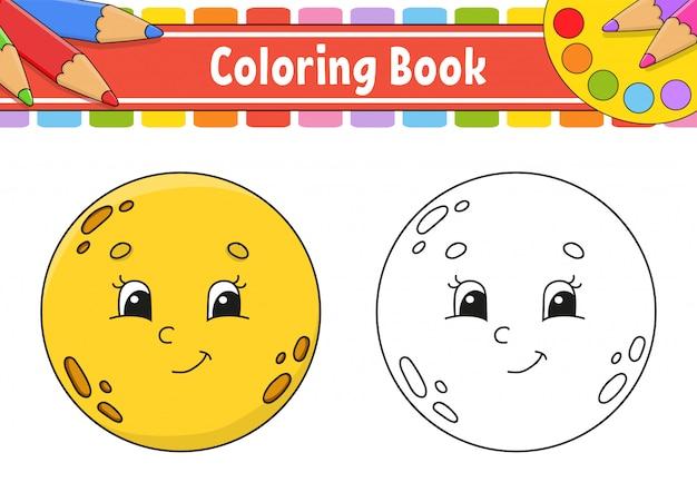 Kolorowanka dla dzieci.