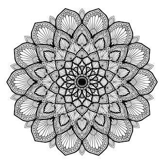 Kolorowanka mandalas