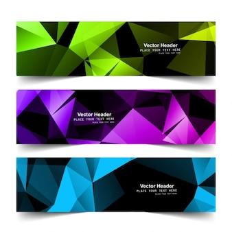 Kolorowe banery