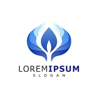 Kolorowe, bezpieczne logo