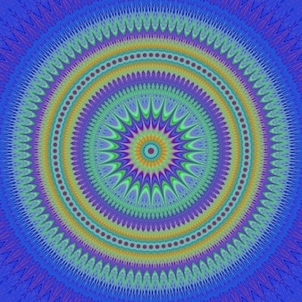 Kolorowe fractal wzór tła
