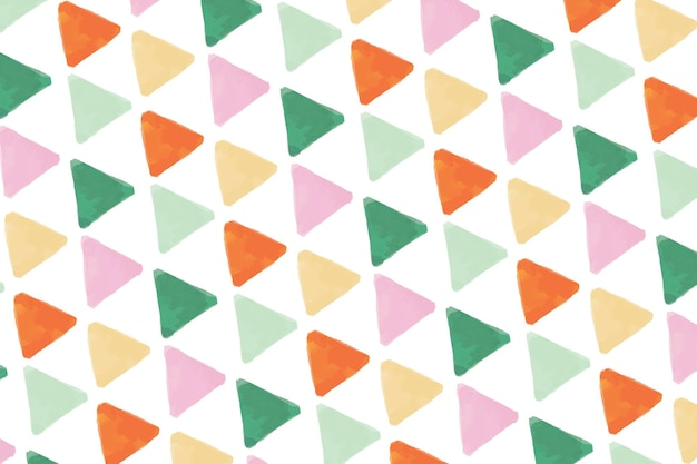 Kolorowe geometryczne bezszwowe tło wzór