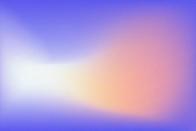 Kolorowe gradientowe rozmycie tła