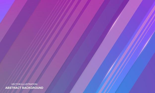 Kolorowe gradienty nowoczesny abstrakcyjny wzór tła
