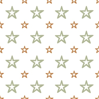 Kolorowe gwiazdki wzór, streszczenie tło. elegancka i luksusowa ilustracja w stylu
