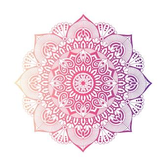 Kolorowe mandali